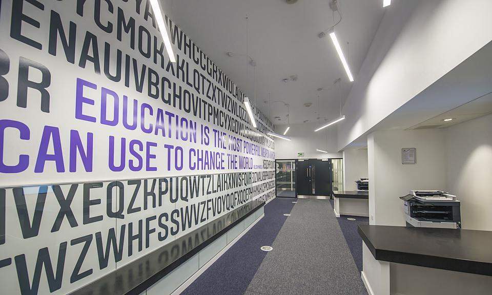 Image of Leeds Beckett University, Sheila Silver Library