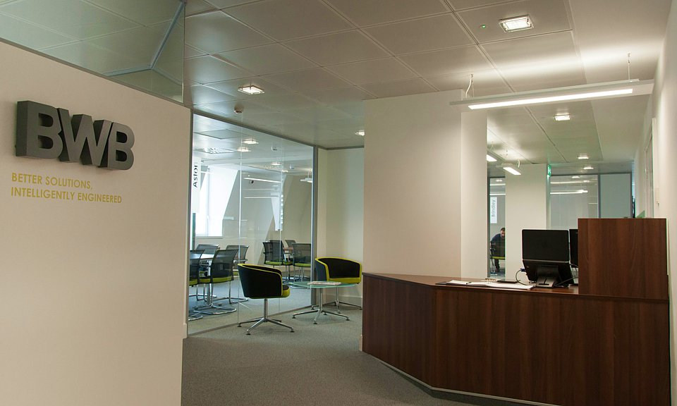 Image of BWB Consulting Offices, Birmingham