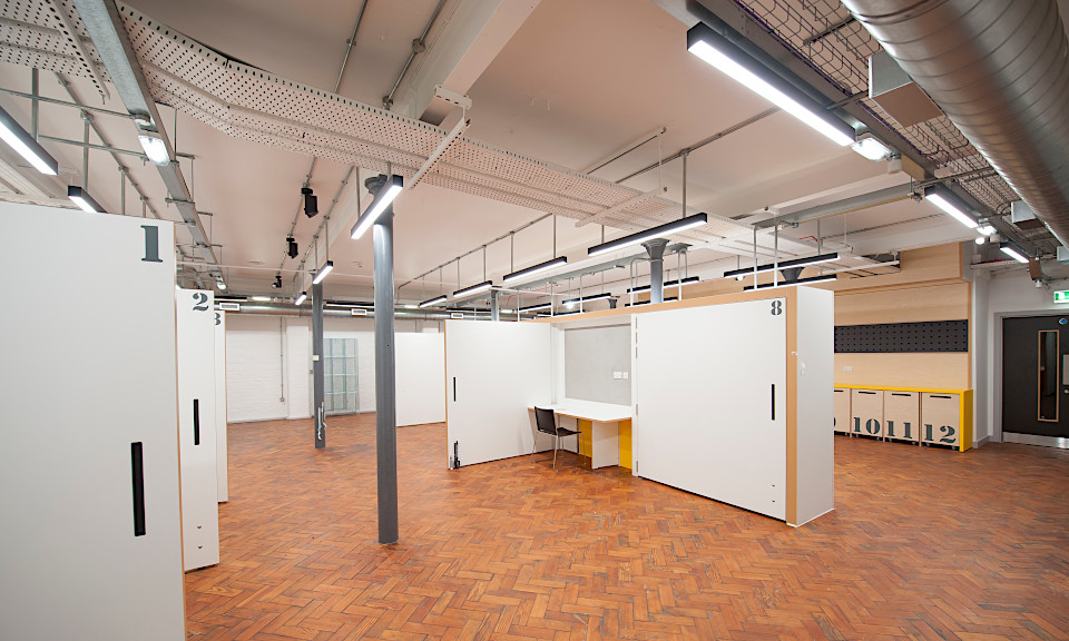 Image of Manchester Metropolitan University, Grosvenor Building Basement