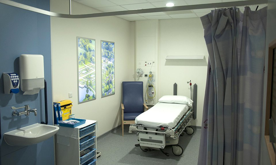 Image of Royal Stoke University Hospital, UHNM
