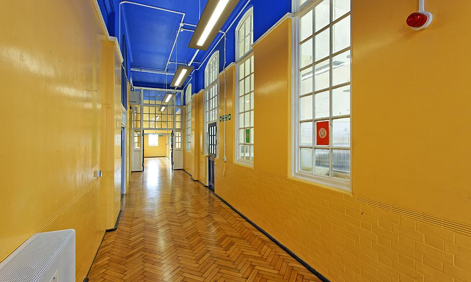 Image of Vauxhall Primary School, London installation