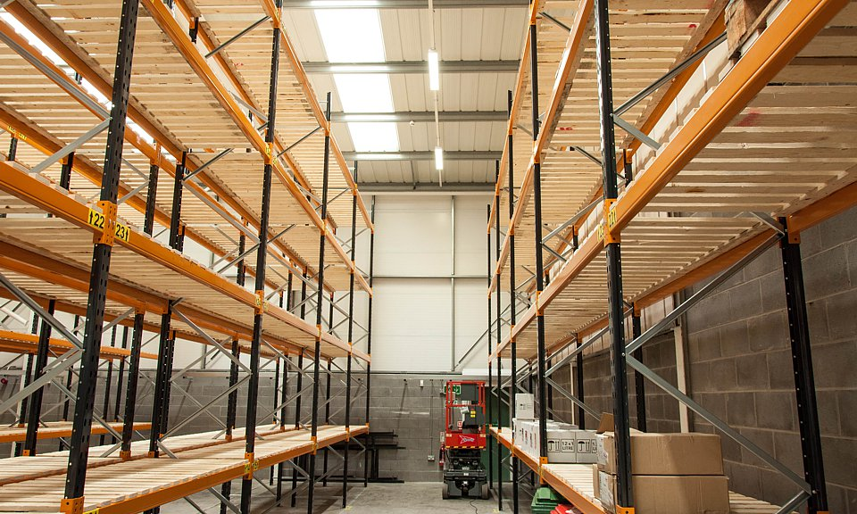 Image of Warehouse, Stoke-on-Trent